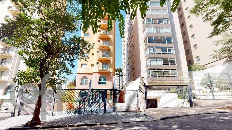 Fachada do Condomínio Paulista Flat Ll