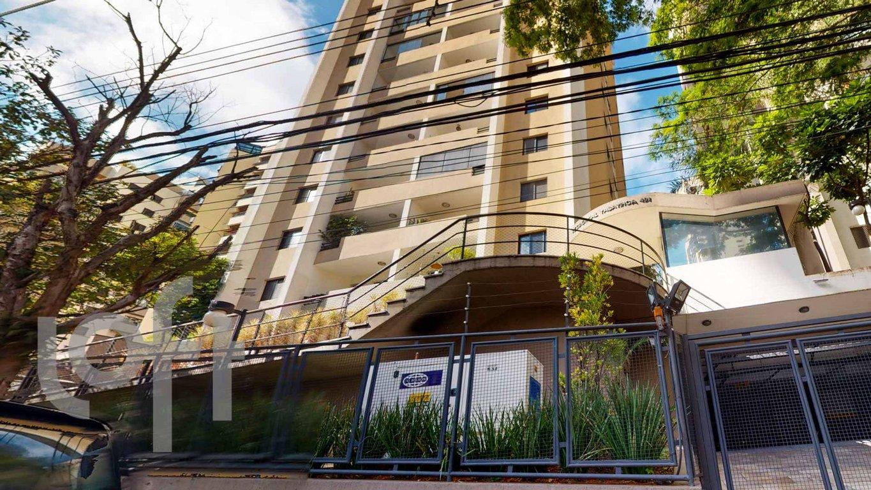 Fachada do Condomínio Residencial Tabatinga