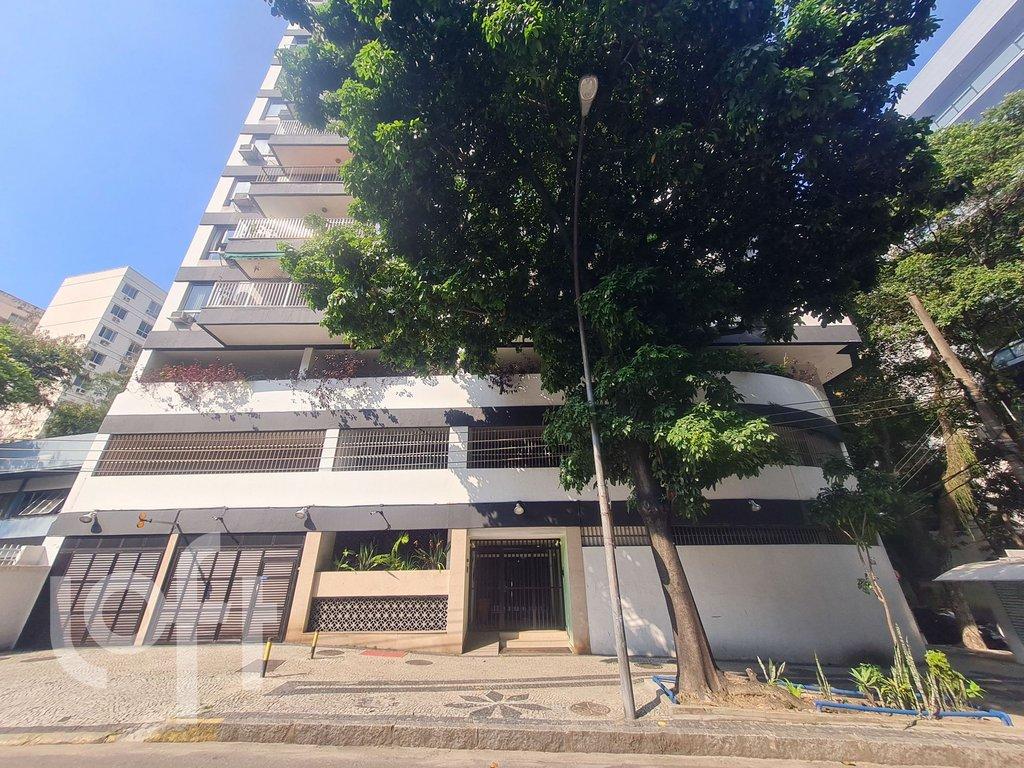 Fachada do Condomínio Condomínio do Edifício Taiga