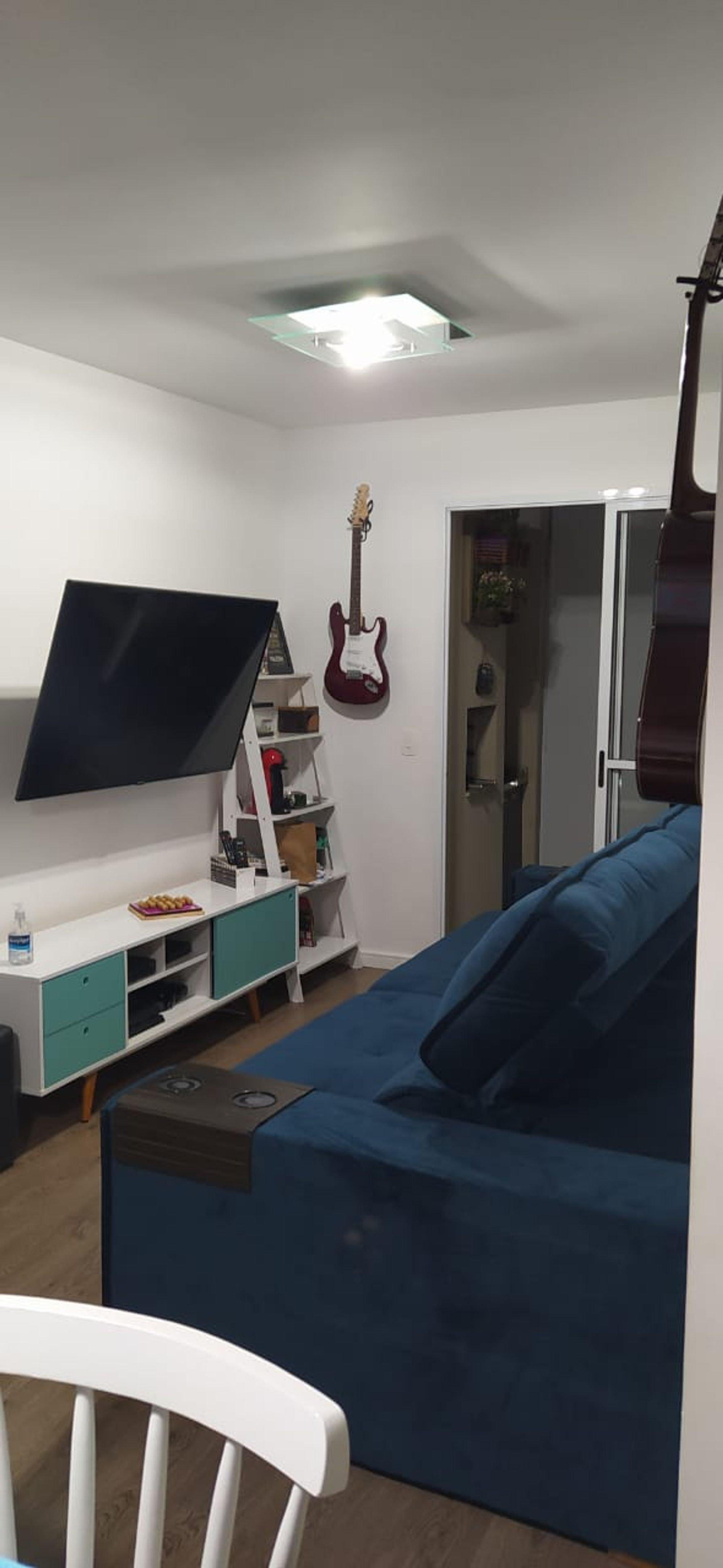 Foto de Sala com cadeira