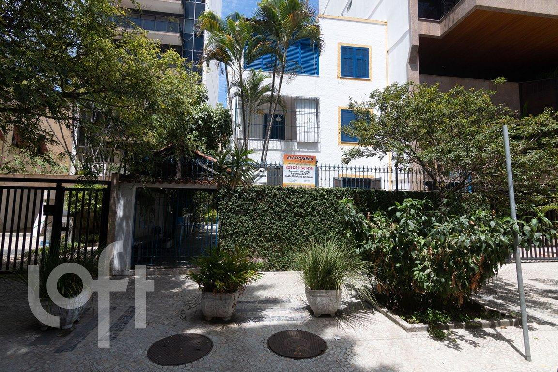 Fachada do Condomínio Condominio Edificio Beatriz