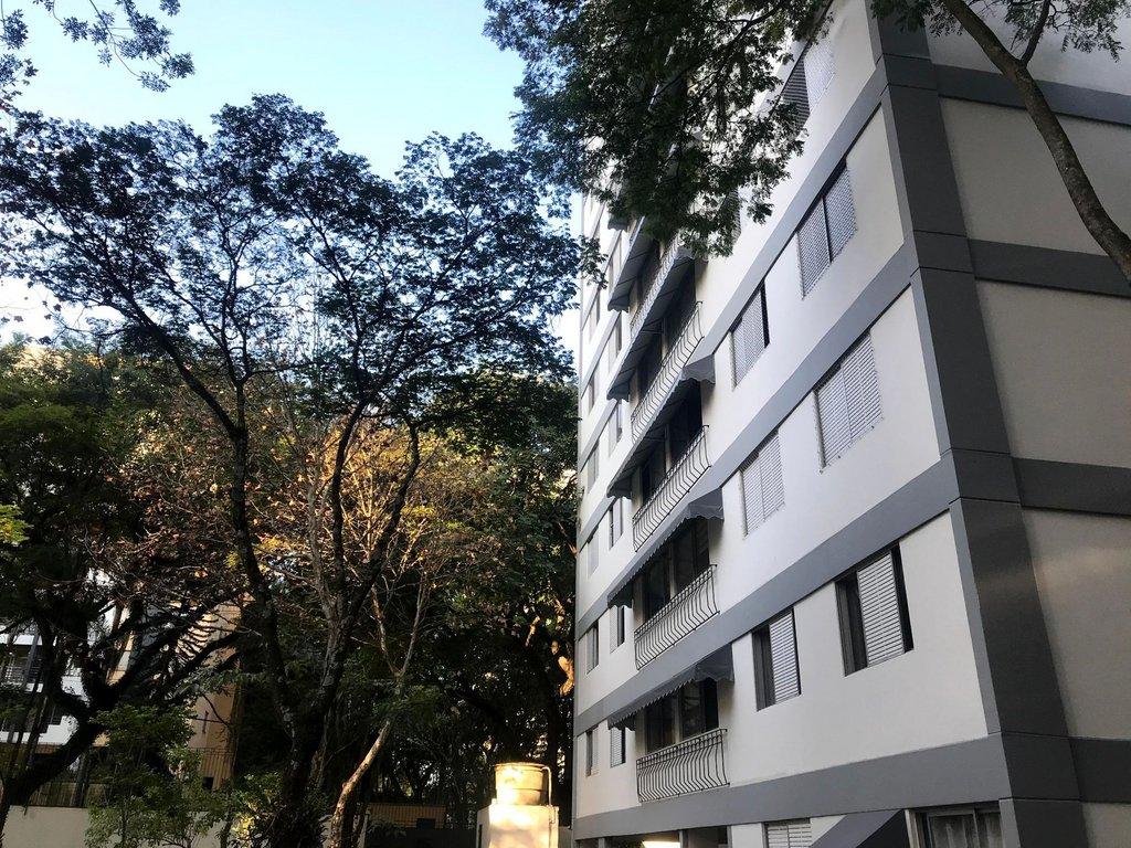 Fachada do Condomínio Vila Flora