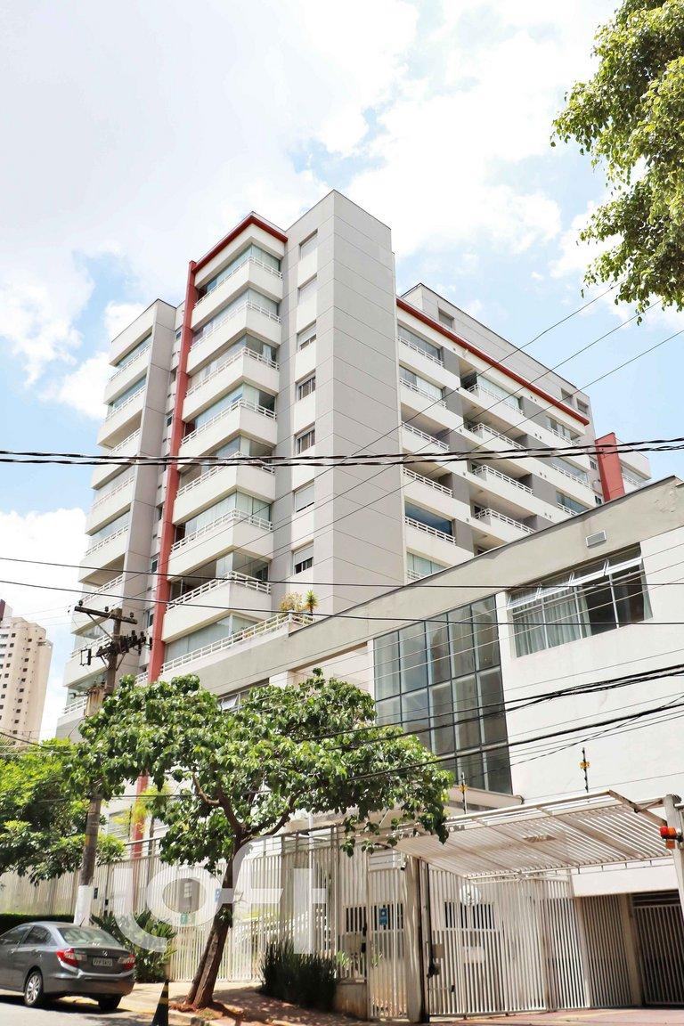 Fachada do Condomínio Pateo Vila Pompéia - Torre 1 - Bloco a