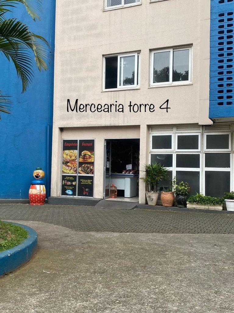 Fachada do Condomínio Parque Cidade São Paulo