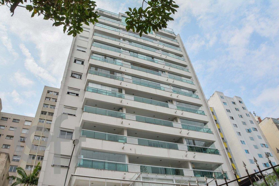 Fachada do Condomínio Paulista Lifestyle