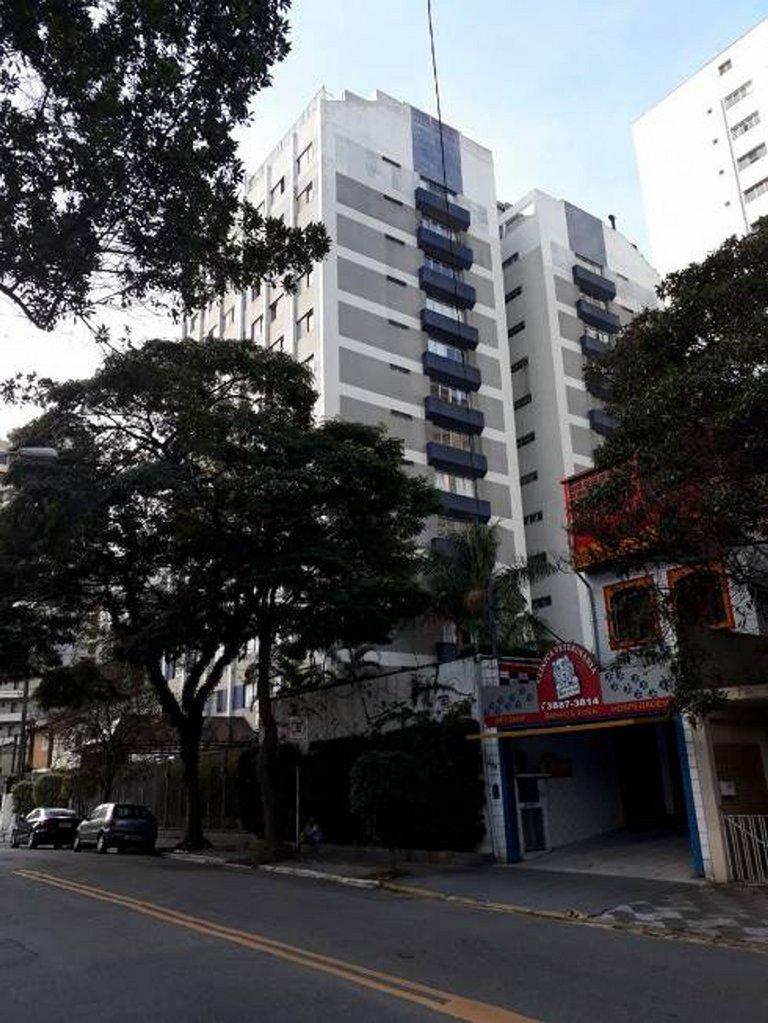 Fachada do Condomínio Solar Castro Alves