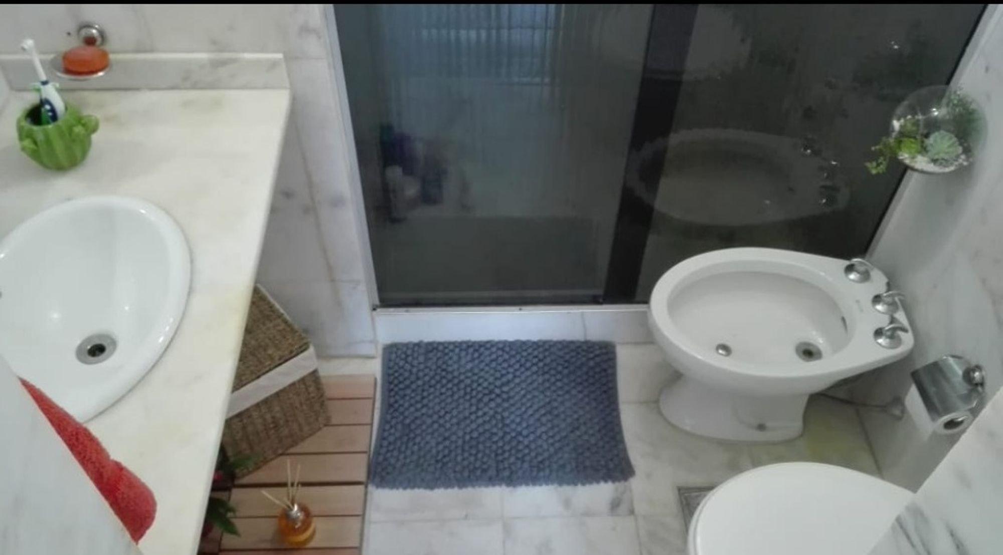 Foto de Banheiro com tigela