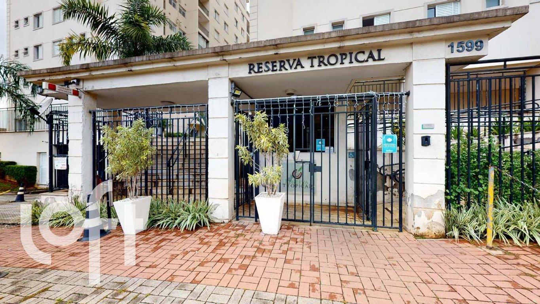 Fachada do Condomínio Reserva Tropical Condominium Club