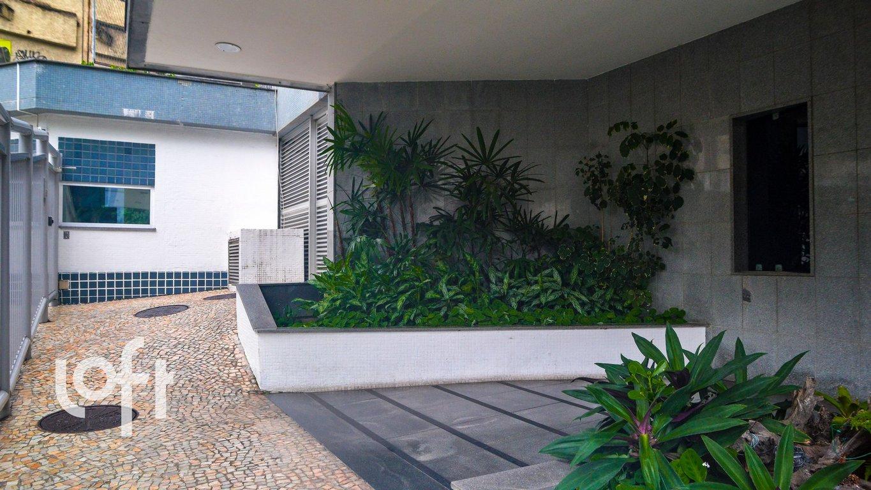 Fachada do Condomínio Edifício Residencial Garças Lagoa