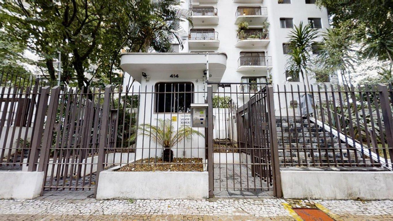 Fachada do Condomínio Porto Vechio