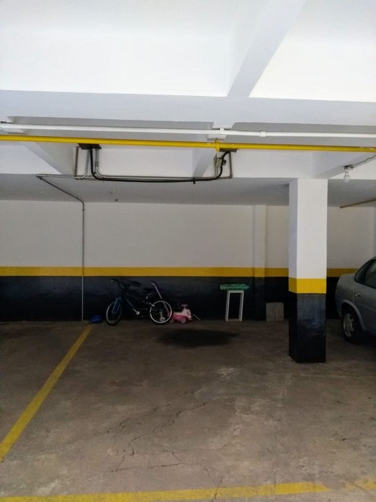 Fachada do Condomínio São Vicente