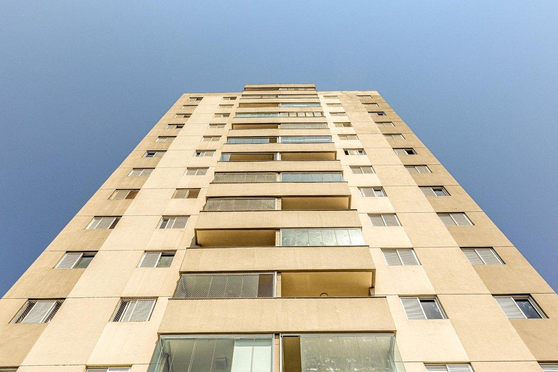 Fachada do Condomínio Condominio Edificio Panorama Freguesia