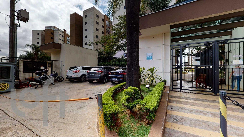 Fachada do Condomínio Interclube Parque Residencial
