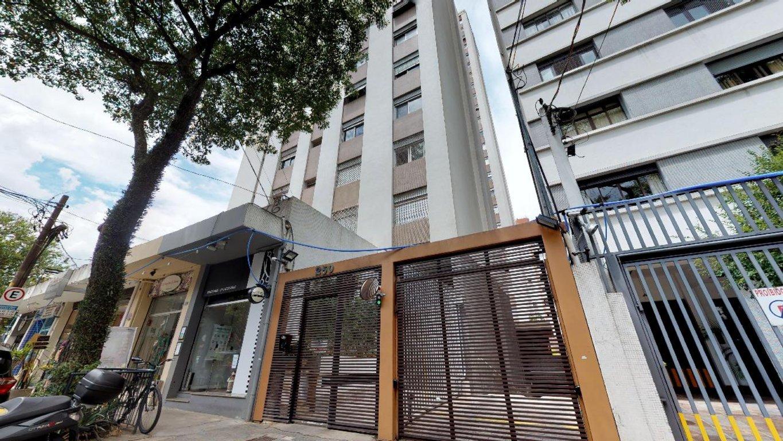 Fachada do Condomínio Edifício Oyapok & Chui