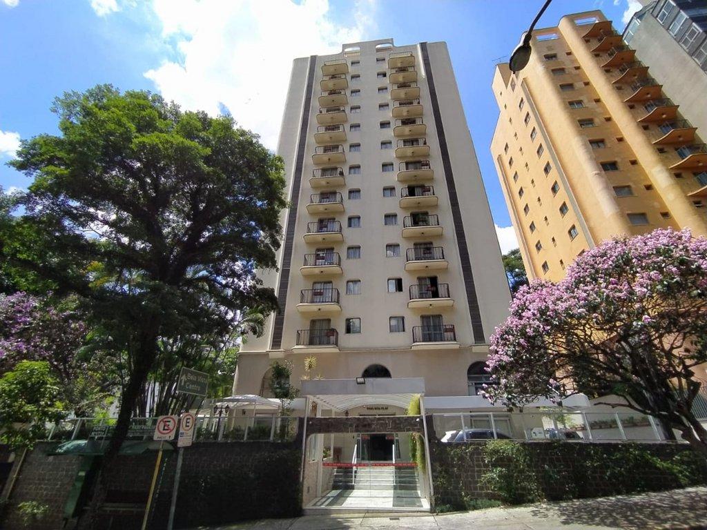 Fachada do Condomínio Paulista Flat