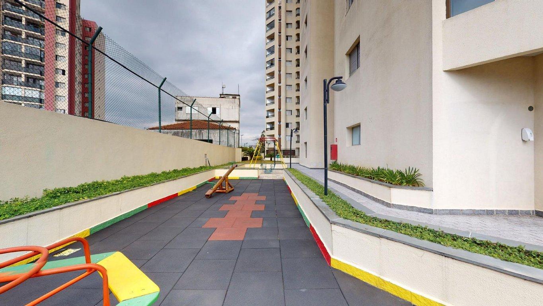 Fachada do Condomínio Residencial Colossos de Santa Inês
