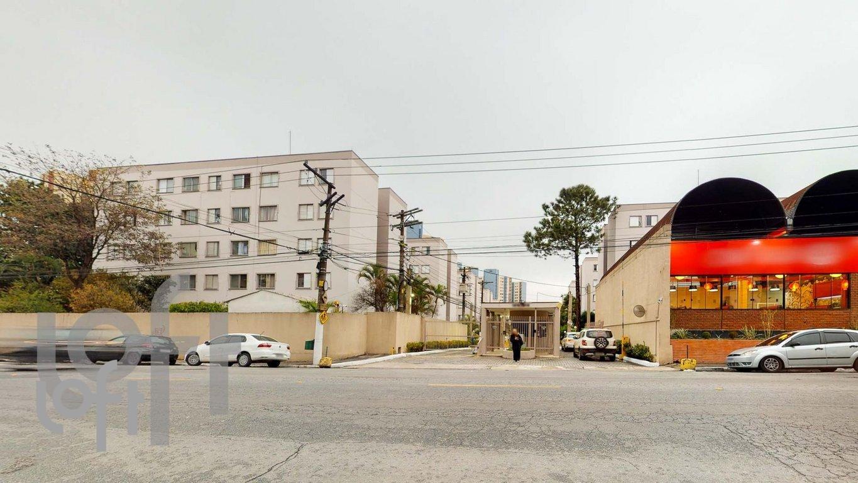 Fachada do Condomínio Portal da Vila Prudente - Bloco a