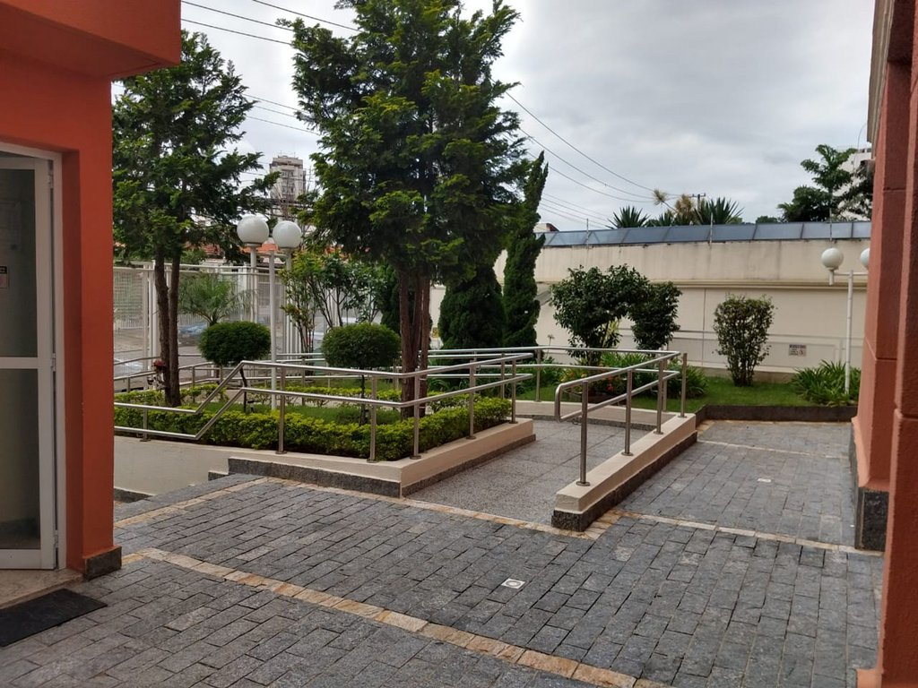 Fachada do Condomínio Edificio Jardins Di Siena