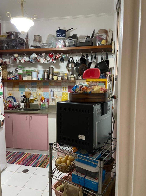 Foto de Cozinha com pia, xícara