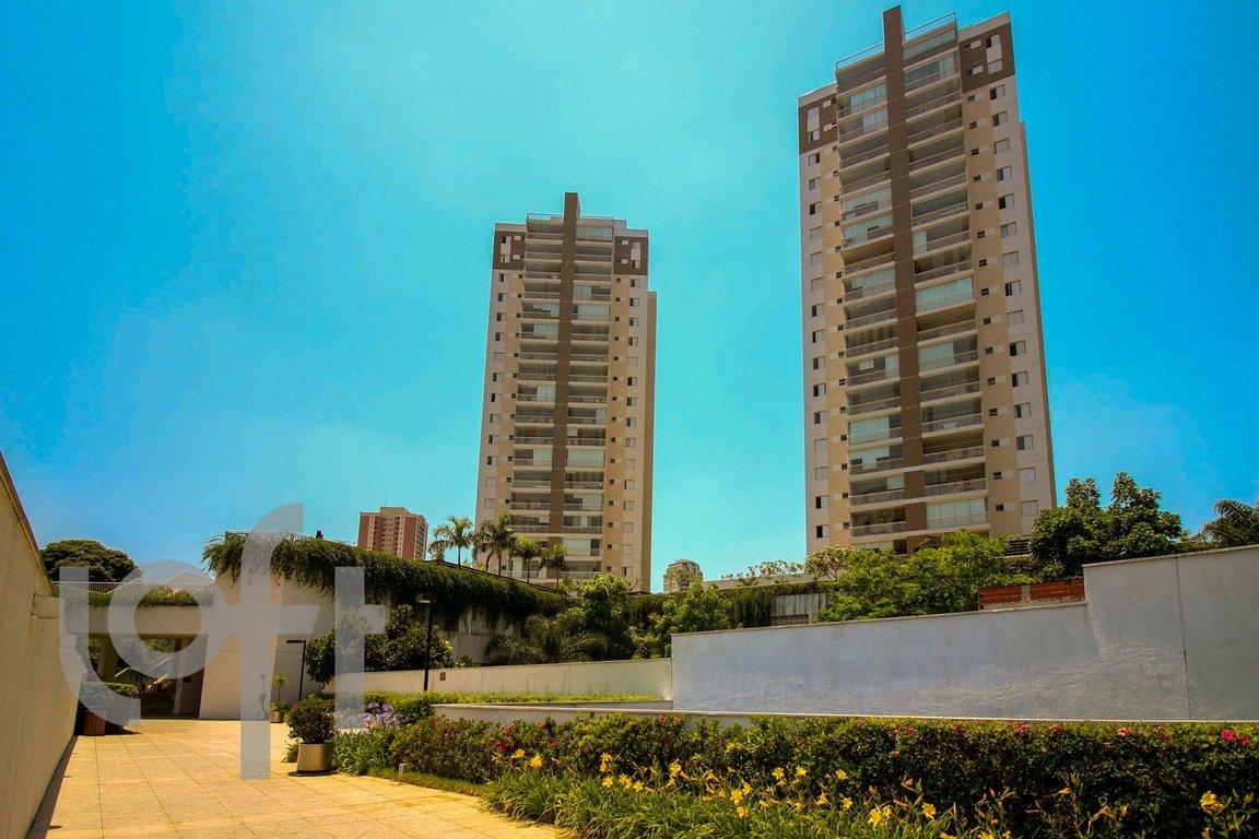 Fachada do Condomínio Vida Viva - Parque Santana