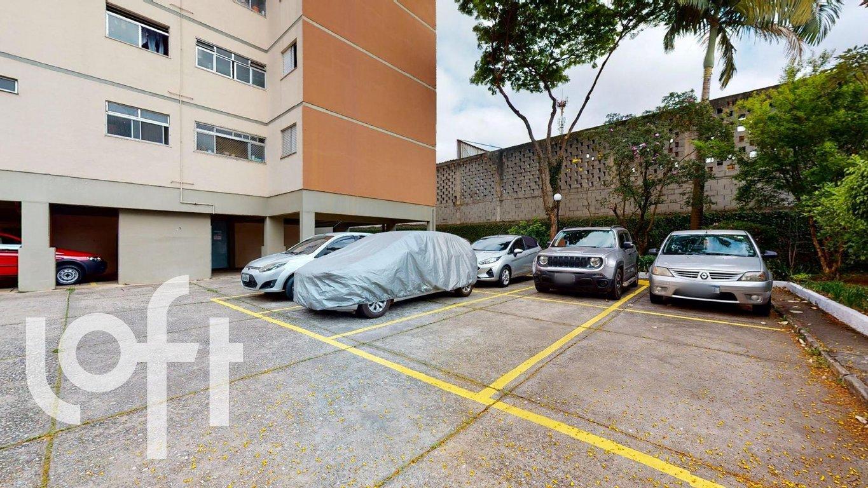 Fachada do Condomínio Vila Prudente - Bloco 1