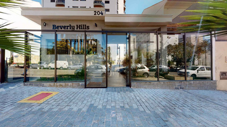 Fachada do Condomínio Beverly Hills