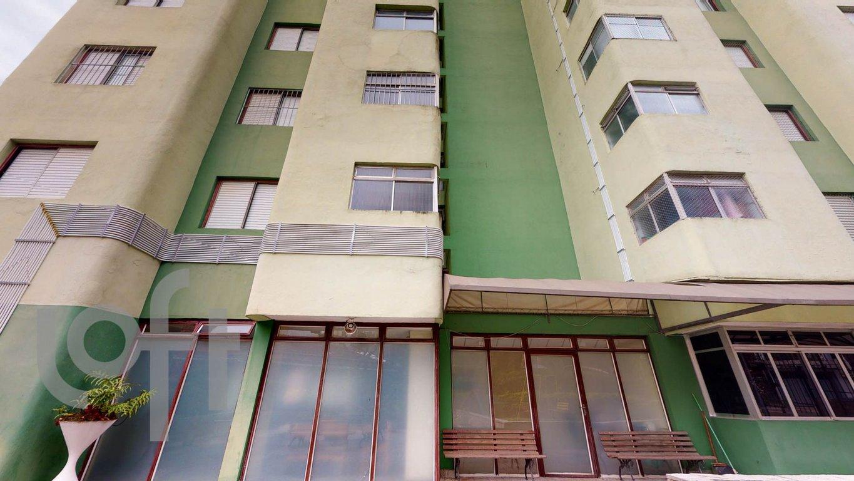 Fachada do Condomínio Edificio Costa do Sol