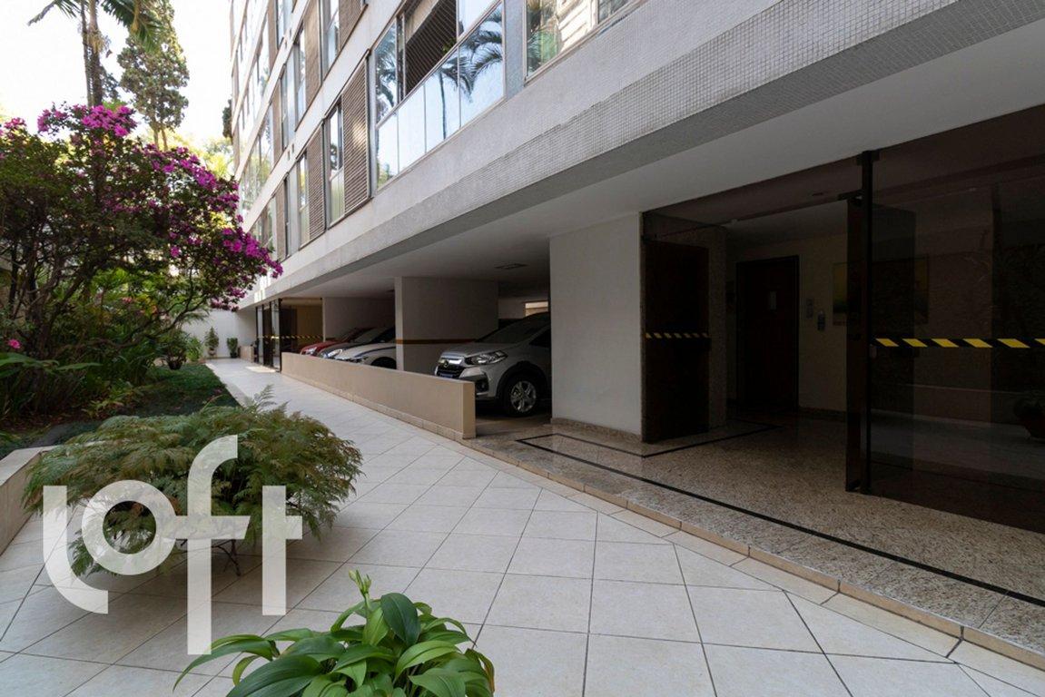 Fachada do Condomínio Residencial Paulista