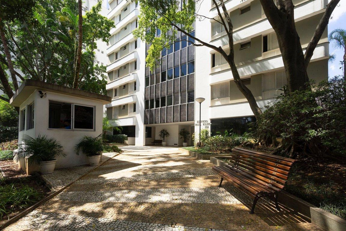 Fachada do Condomínio Paul Klee