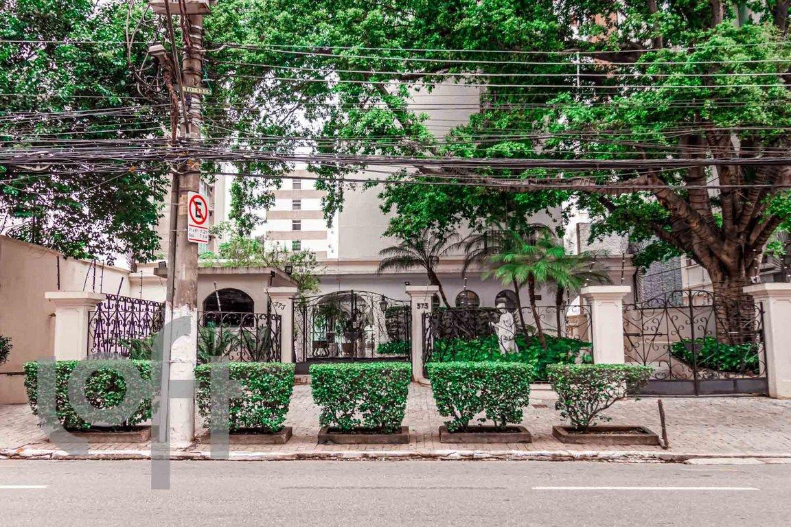 Fachada do Condomínio Nobre Paulista