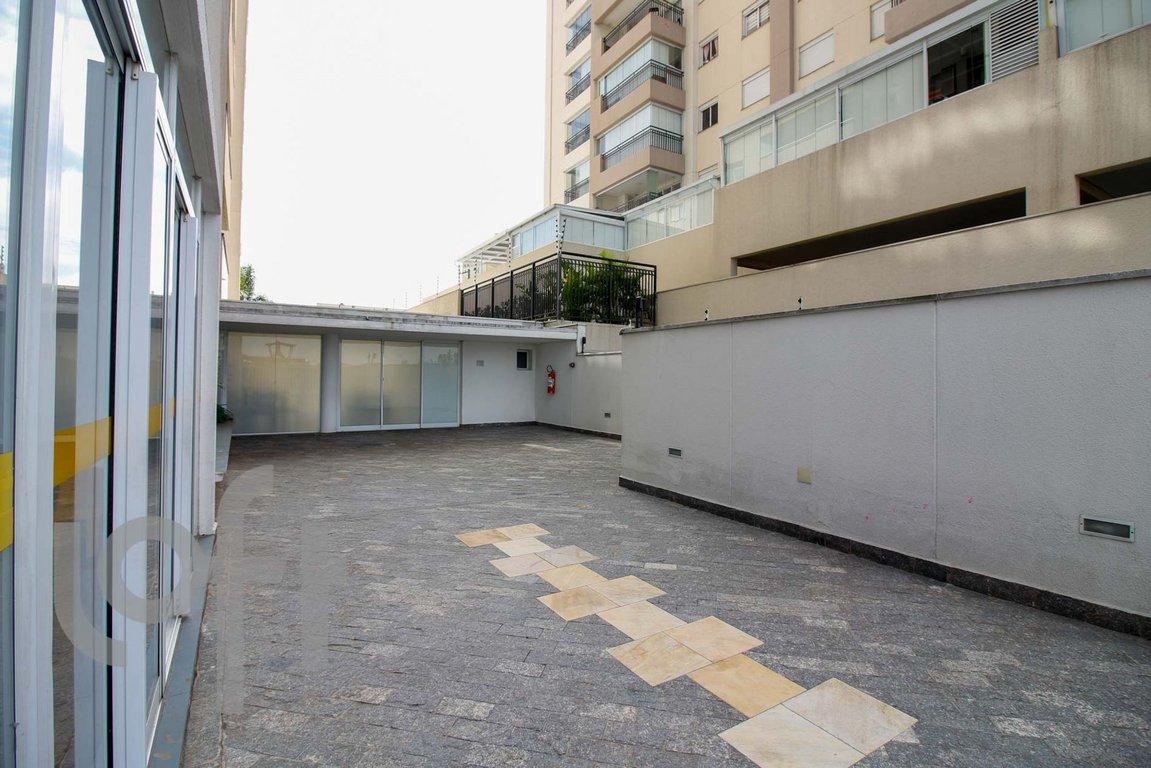 Fachada do Condomínio Condominio Edificio Residencial Vista Verde