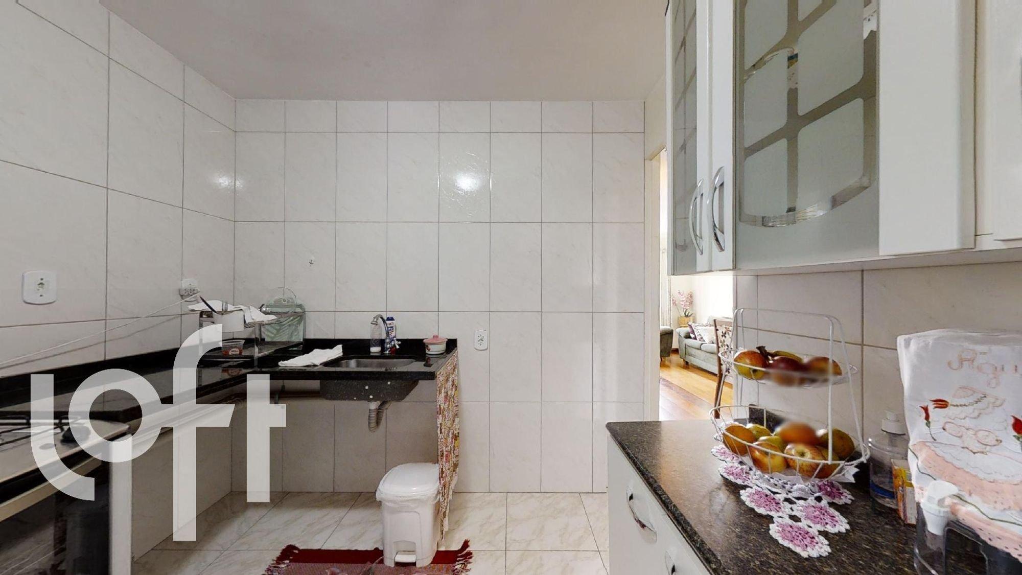 Foto de Cozinha com cama, pia
