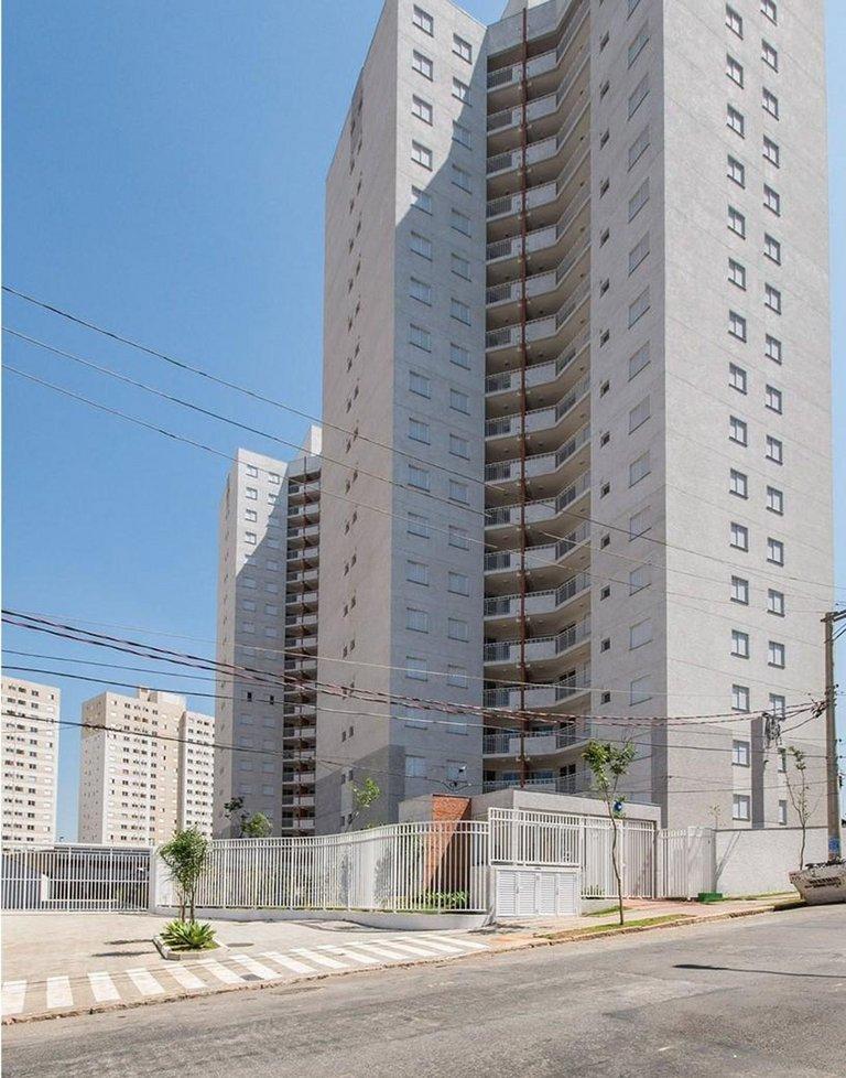 Fachada do Condomínio In São Paulo - Ibirapuera - Torre a