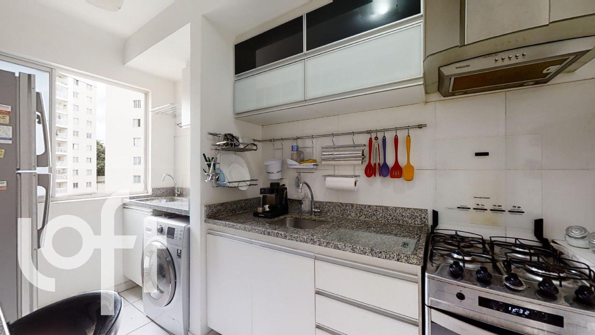 Foto de Cozinha com colher, forno, pia